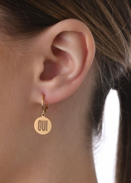 Ohrhänger OUI