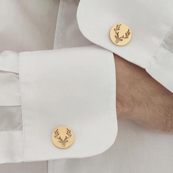 veduta-schmuck-manschettenknoepfe-geweih-edelstahl-vergoldet-trachtenschmuck-oktoberfest