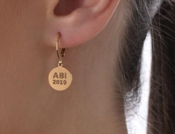 Ohrhänger Abi 2019