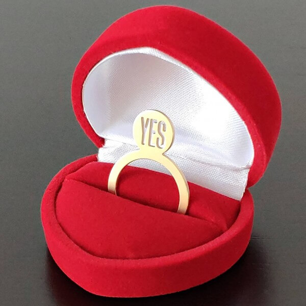 Symbolring Yes
