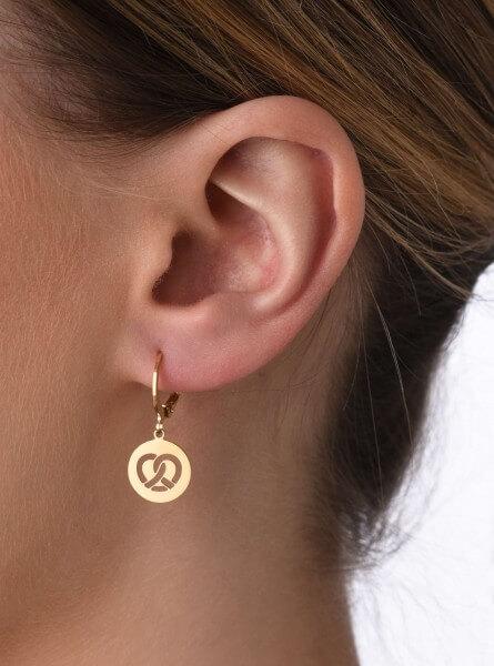 Ohrhänger Brezel