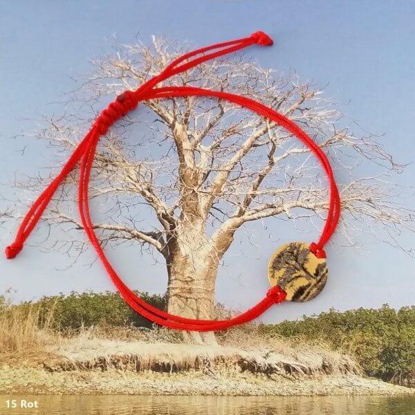 veduta-Armband-geknupft-Herz-Senegal-Affenbrotbaum-Edelstahl-vergoldet